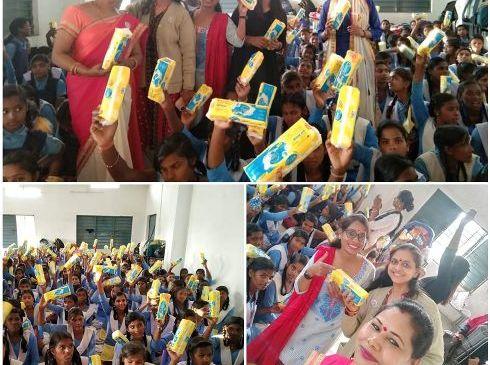 राष्ट्रीय बालिका दिवस विशेष : 'सौम्य एक नई उड़ान' किशोरवय लड़कियों को मासिकधर्म के प्रति जागरूक करने की एक पहल