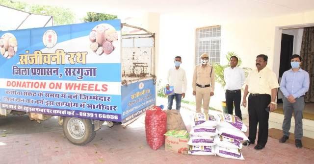 surguja-rahaat-shivir-deliveries-16-april-2020