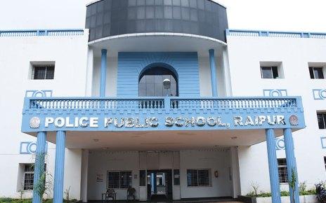 Police-Public-School-Raipur
