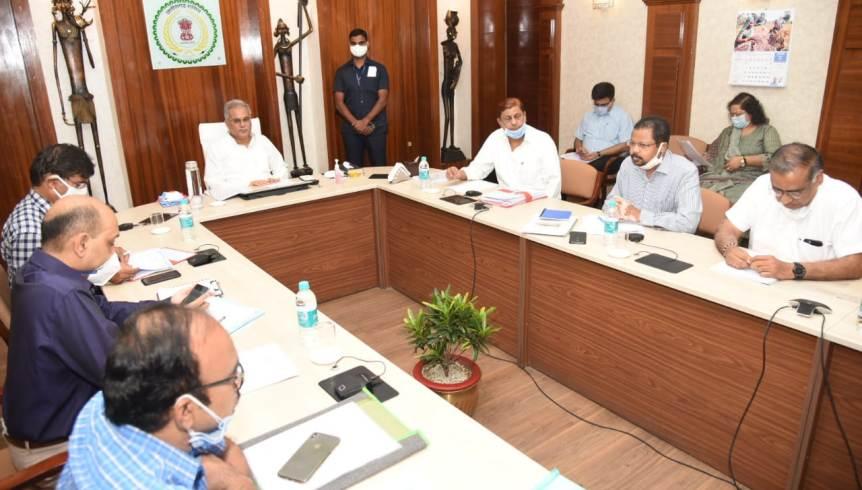 bhupesh-baghel-cabinet-meeting