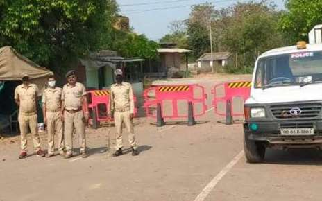 chhattisgarh-border-corona-lockdown