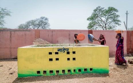 dhamtari-bihaan-yojna-khaad