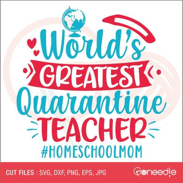 World's greatest quarantine teacher