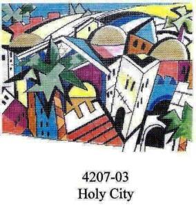 Holy City Tallit