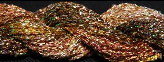 Threadworx Tiger Butter #12 Braid Metallic