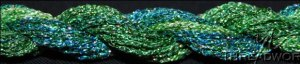 Threadworx Parrot Bay #12 Braid Metallic