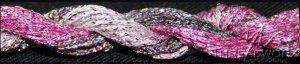 Threadworx Gray Flamingo #12 Braid Metallic