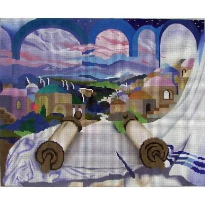 Touch of Torah Tallit
