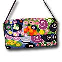 Colorful Klimt Purse