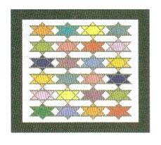 Multicolor Stars Tefillin