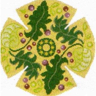Fruit of the Vine Yarmulke