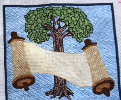 Torah Scroll Tefillin