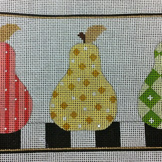 Patterned Pears