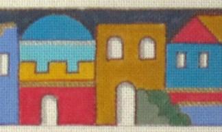 Jerusalem with Lions Atara