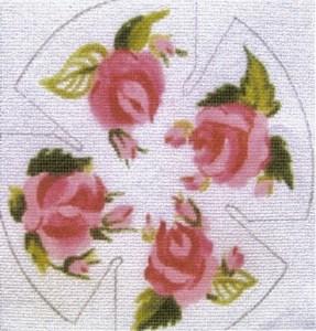 Marji Rose Yarmulke