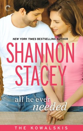 Review: All He Ever Needed by Shannon Stacey