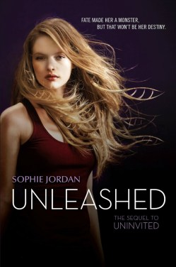 Review: Unleashed by Sophie Jordan