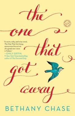 The One That Got Away by Bethany Chase Blog Tour | Review ~ Book Playlist ~ Q&A ~ Giveaway