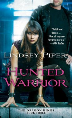 Review: Hunted Warrior by Lindsey Piper + Giveaway!