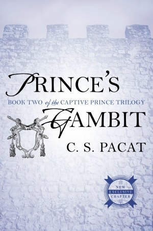 Series Review: Captive Prince by C.S. Pacat