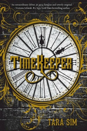 Review: Timekeeper by Tara Sim