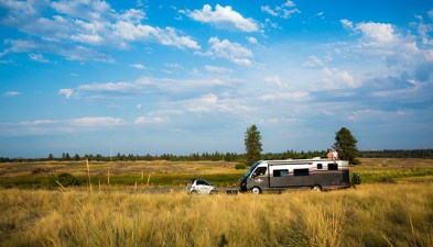 A Day In The Life – Wild and Free Camping