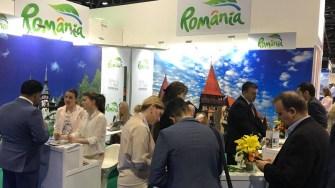 România participă la Arabian Travel Market. FOTO Ministerul Turismului