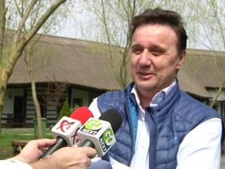 Cătălin Țibuleac, președintele Asociației de Management al Destinației Turistice Delta Dunării. FOTO GoNEXT.ro