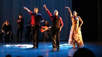 Seară de Flamenco la European Music Open. FOTO Adrian Boioglu