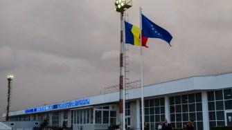 Aeroportul Internațional Mihai Kogălniceanu. FOTO Cătălin SCHIPOR