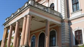 Castelul Bánffy urmează a fi reabilitat. FOTO CJ Cluj