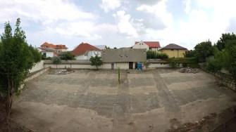Grădina de Vară din Eforie Sud a fost lăsată în paragină, dar a fost curățată
