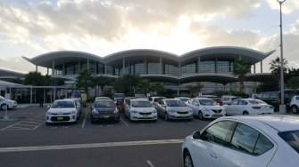 Prin Aeroportul Internațional Nassau ajung majoritatea turiștilor în Bahamas. FOTO Cătălin SCHIPOR