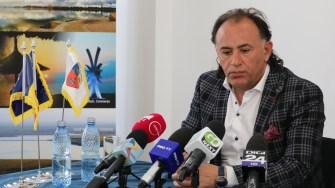 Mohammad Murad, președintele Federației Patronale a Turismului Românesc. FOTO Adrian Boioglu