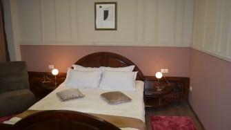 Cameră de la Hotelul New Royal din Constanța. FOTO GOnext.ro