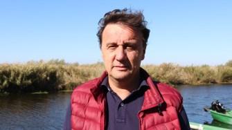 Cătălin Țibuleac, Guvernatorul Administrației Rezervației Biosferei Delta Dunării. FOTO GOnext