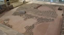 Basilica paleocreștină din orașul bulgăresc Plovdiv. FOTO Adrian Boioglu