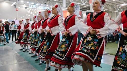 Frumusețile Dobrogei de Nord sunt promovate la Târgul de Turism al României. FOTO AMDTDD