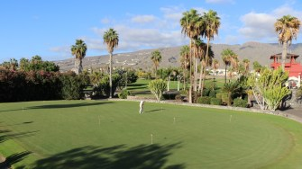 Golf Costa Adeje în Tenerife. FOTO Adrian Boioglu