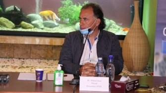 Mohammad Murad, președintele FPTR. FOTO Adrian Boioglu