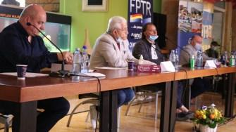 Conducerea FPTR. FOTO Adrian Boioglu