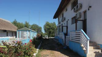 Casa Pescarilor din Lunca din județuL Tulcea. FOTO Paul Alexe