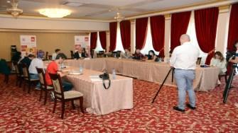 Conferință despre turismul de litoral. FOTO Ovidiu Oprea