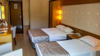 Camera de hotel în Marmaris. FOTO Paul Alexe