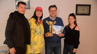Cupa presei la pescuit în Delta Dunării