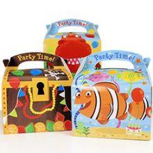 Scatola party regalo giochi per bambini per horeca, ristoranti, hotel, pizzerie, attività varie kit scatola party
