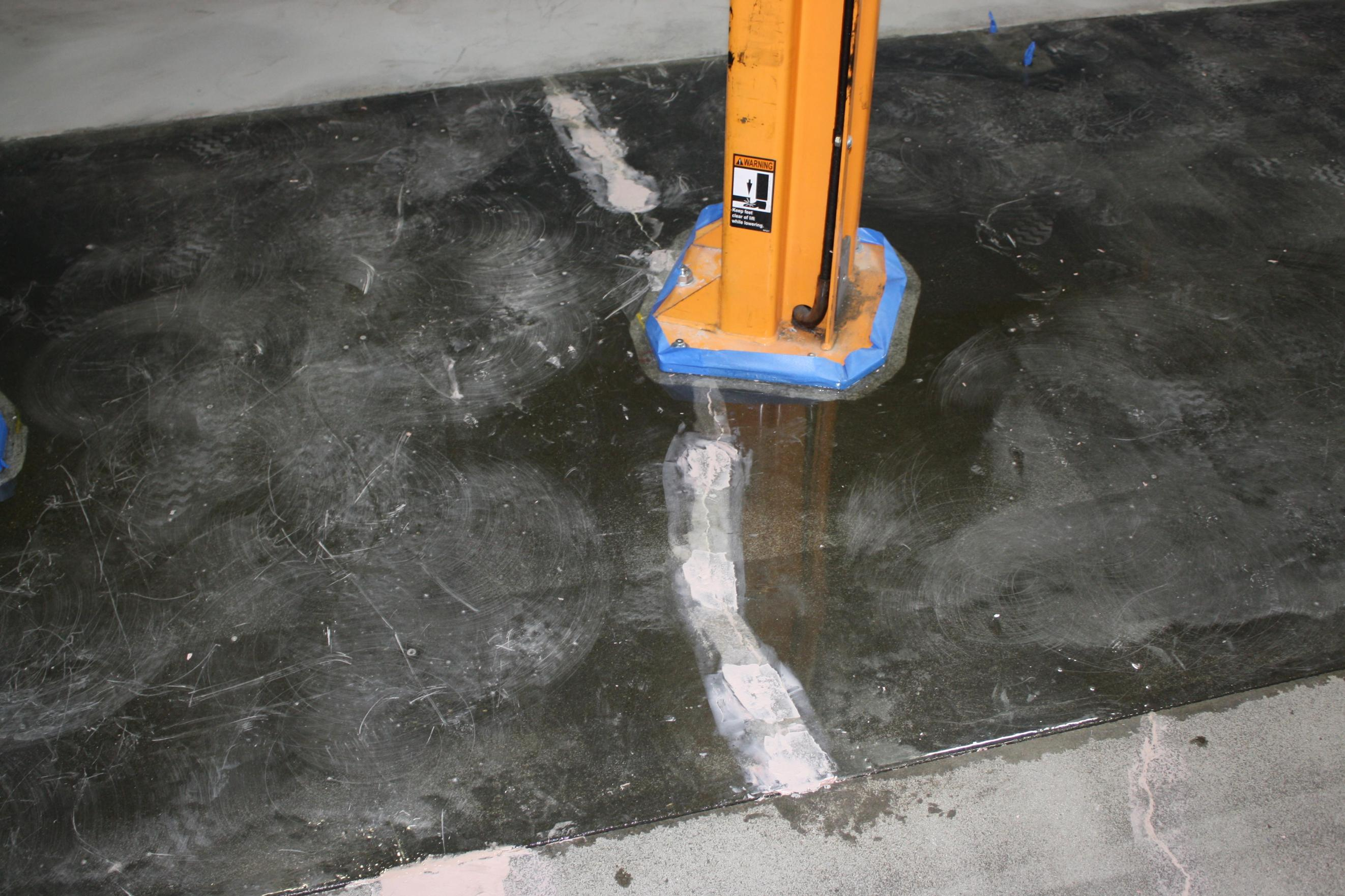 Basement Concrete Floor Paint Color Ideas 13