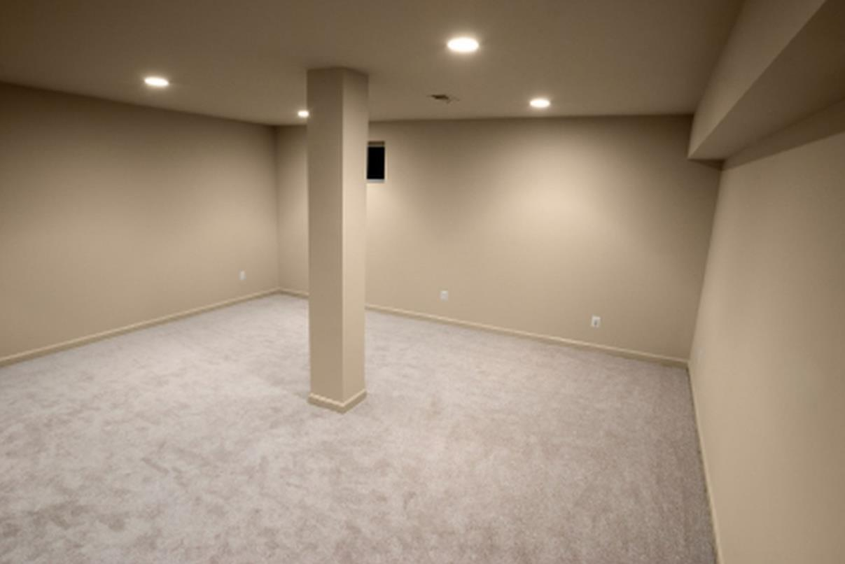 Basement Concrete Floor Paint Color Ideas 8