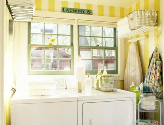 Best Paint Color For Small Laundry Room 14