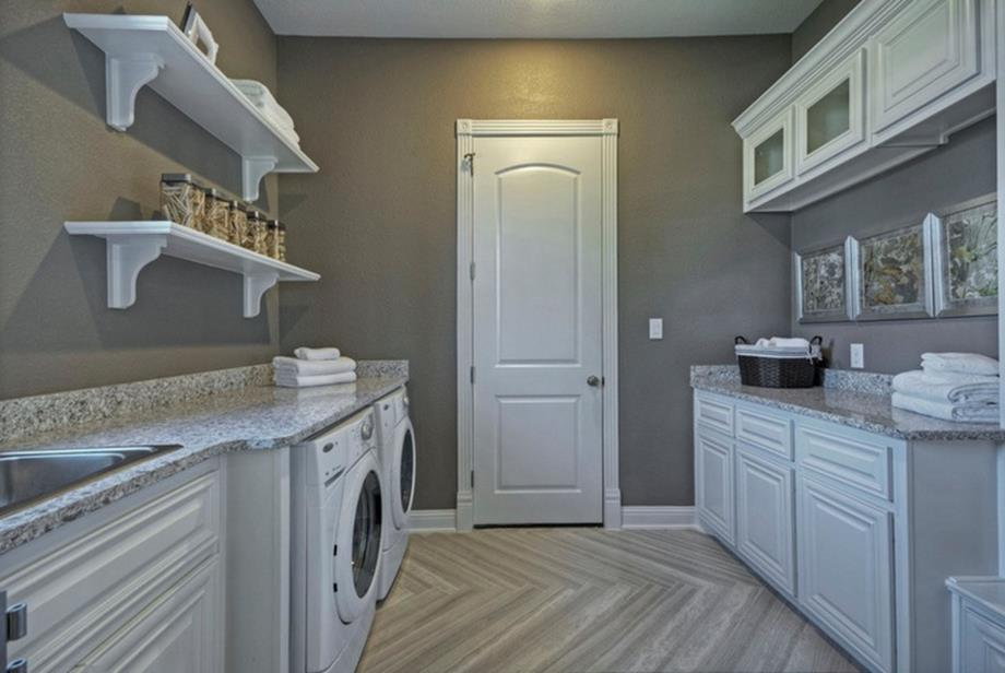 Best Paint Color For Small Laundry Room 16
